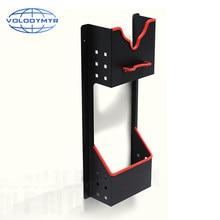Polisher carro suporte de montagem na parede máquina de polimento suporte para da lixadeira polidor máquina ferramentas do cuidado automático máquina de polir