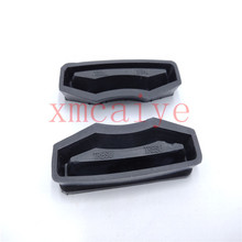 8 pcs CD74 XL75 oil block oil water oil scraper plug 73*23mm  Heidelberg offset printing machine parts china post free shipping 1 pair 2 pieces silver color heidelberg offset spare parts for numbering machine gto printing machine