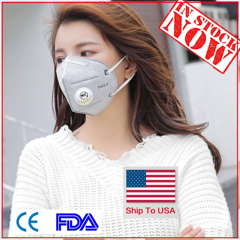 Face Maskes Unisex Washable Reuse 90pc Outdoor Dustproof Face Mouth Filter Air Breathing Valves Replacements Scarf