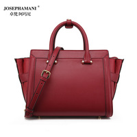 Large capacity shoulder bag High end josephamani brand messenger bag New handbag women bolsa feminina free shipping