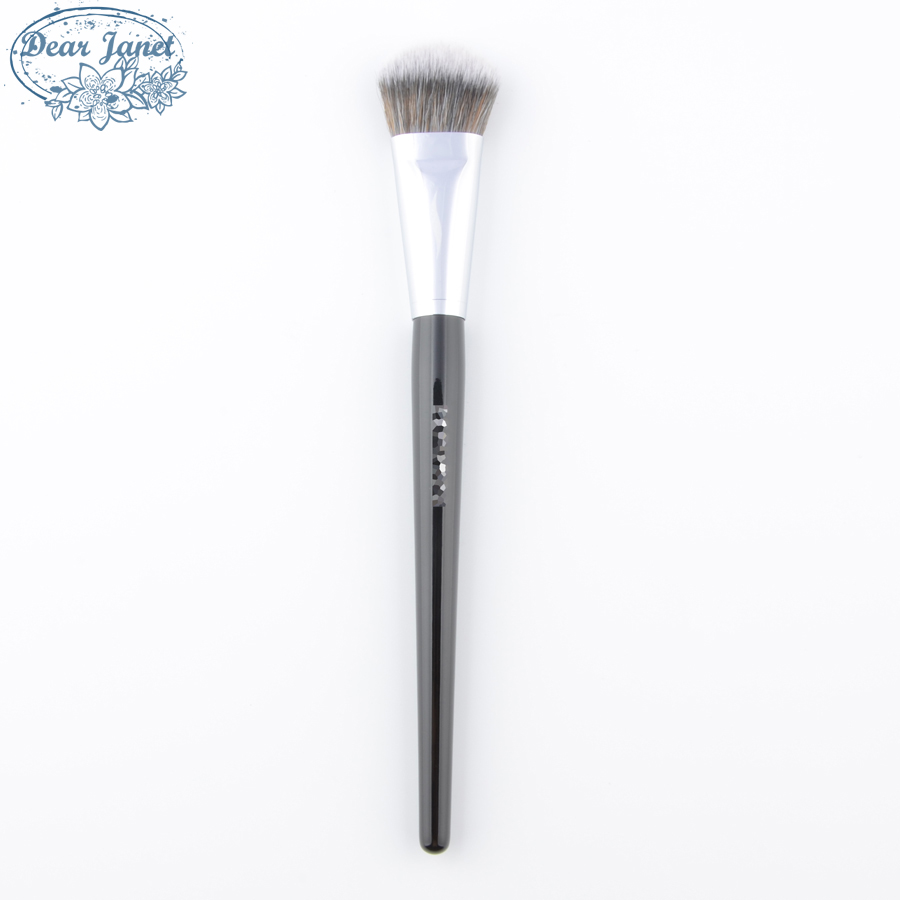 S #47 Fundação pincéis de Maquiagem Profissional Fundação Make up brush Líquido BB creme contorno ferramentas de cabelo sintético cosméticos requintado