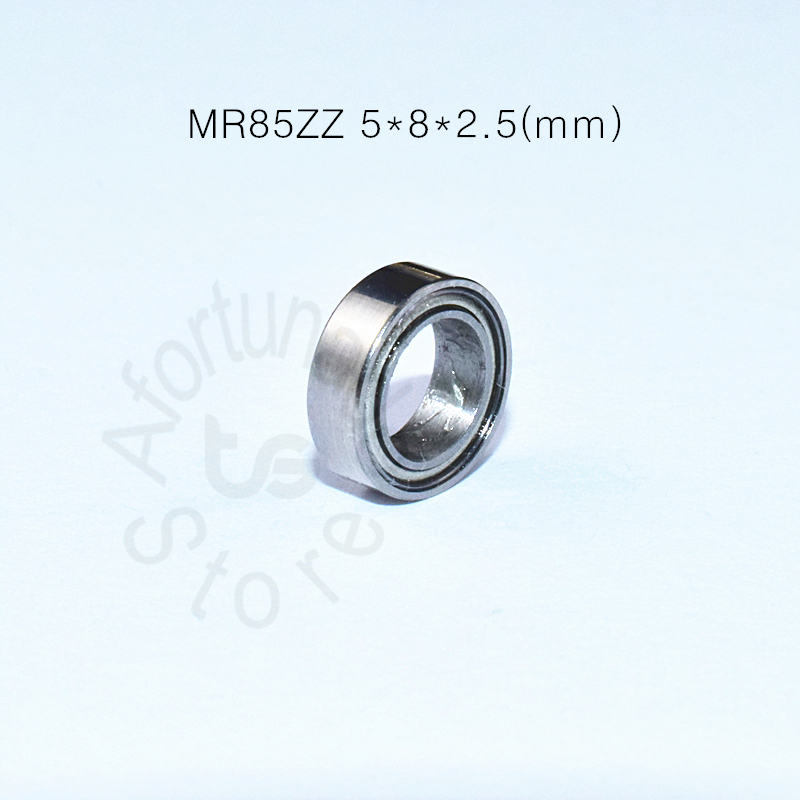 MR85ZZ 5*8*2.5(mm) 10pieces Free Shipping Bearing ABEC-5 Metal Sealed Miniature Mini Bearing MR85 MR85ZZ Chrome Steel Bearing