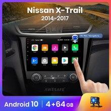 AWESAFE PX9 für Nissan X-Trail 2014-2016 2017 X Trail Auto Radio Multimedia video player GPS Keine 2din 2 din Android 10,0 2GB + 32GB