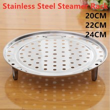 Pot Steamer-Rack Cookware Kitchen-Accessories Stainless-Steel Multifunction New