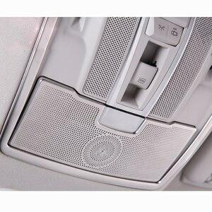Image 5 - รถอ่านไฟแผงตกแต่งโคมไฟโดมสำหรับ Mercedes Benz GLE W166 ML GL GLS X166 อัตโนมัติอุปกรณ์เสริม