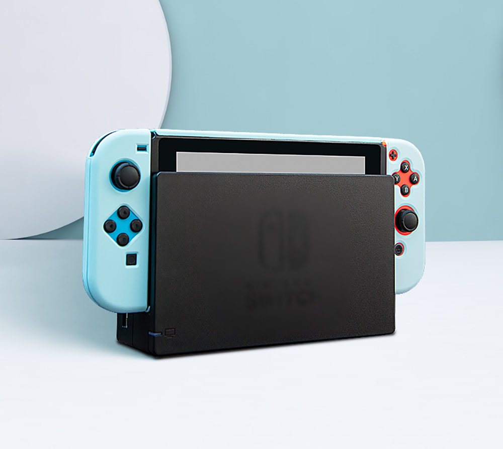 Protective Case Joy Con Controller Shell Hard Housing Full Cover Shell For Nintend Switch (13)