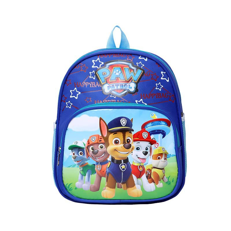 New Style Kindergarten School Bag Students Cartoon Children Backpack Piggy  Pig3-6 Years Old Baby Page Paw Patrol Bag