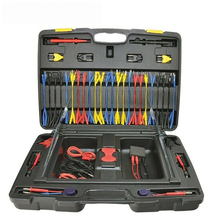 Test Lead Kit Hand Tools With Alligator Clip Digital Multimeter Probes For Car Engine Professional Repair And Replacement Tools