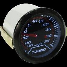 2 дюйма авто Универсальный 12 В автомобильные аксессуары Led ABS сменный инструмент PSI Turbo Boost Gauge
