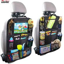 Pouch Organizer Protector Storage-Bag Hanging Car-Back-Seat Auto-Phone-Pocket Universal