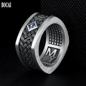 s925 sterling silver ring for