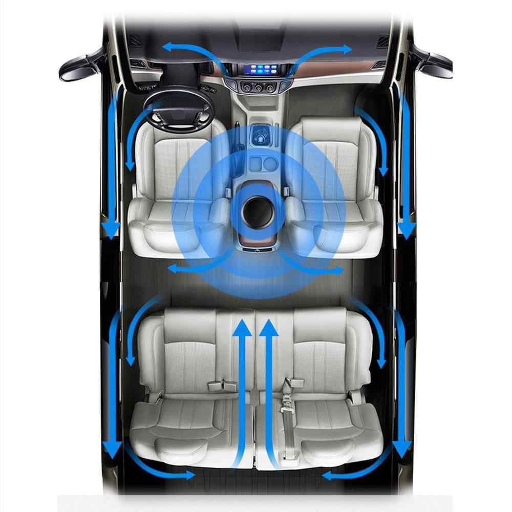 Purificateur d'air en forme de tasse | Voiture, Purification en profondeur, Turbine à circulation, conduit d'air, Purification de l'air 360 degrés 1 pièces