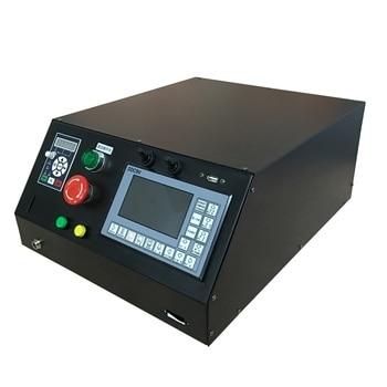 Motor paso a paso fuera de línea DSP CNC caja de Control 4 ejes con función de interruptor de limitación para DIY enrutador de actualización cnc