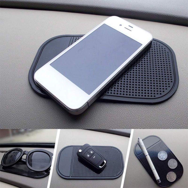 Car Magic Anti-Slip Dashboard Sticky Pad Non-slip Mat Holder For GPS Cell Phone Automobiles Interior Accessories Nonslip Mat