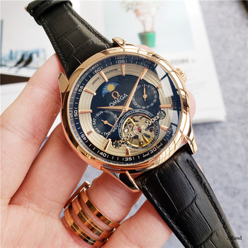 Omega- Luxury Brand Ceramic Bezel Mens and wom Mechanical Automatic Movement 007Watch Designer Watches Wrist watches 1853