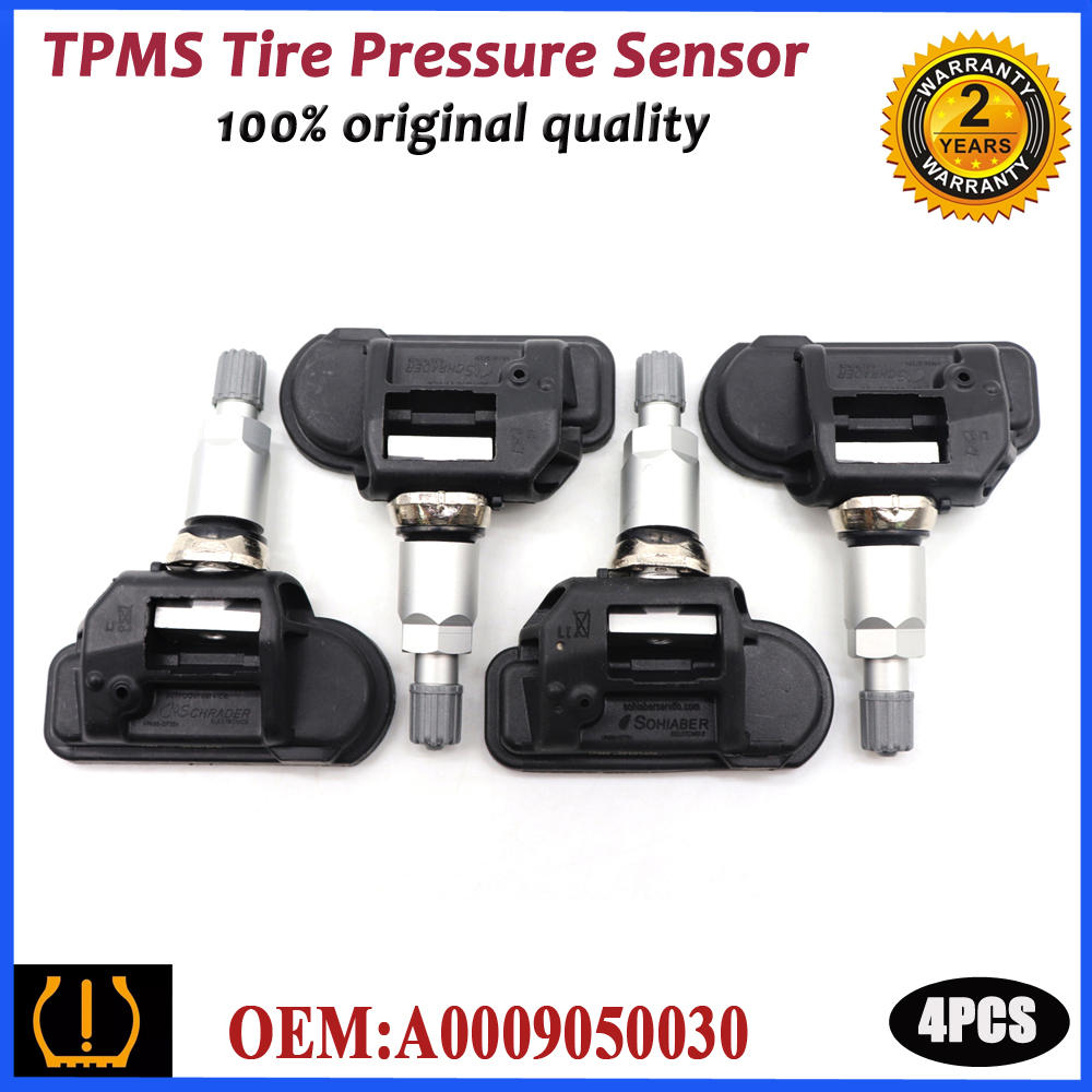 Tire-Pressure-Monitoring Senor W204 A0009050030 Mercedes-Benz 433MHZ for C-Class Coupe