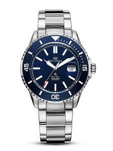 Mechanical-Watches Seagull Sapphire Crystal Automatic Water-Proof 200m Synthetic Men