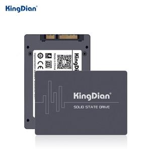 KingDian SSD HDD 2.5 SATA SSD 1TB 512GB 256GB 128GB 60gb HD SSD 120GB 240GB Internal Solid State Drives Hard Disk For Computer