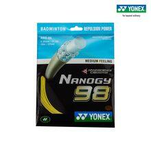 2021 cordas de raquete badminton yonex profissional 100% alta qualidade bg65 66 final 80 nanogy 95 98 99
