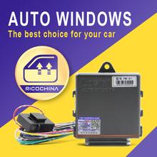 Top samochód auto power Windows bliżej do Alarm samochodowy 4 drzwi bezpieczeństwa Auto zamknięte Auto okno zawijane bliżej moduł systemów tanie tanio