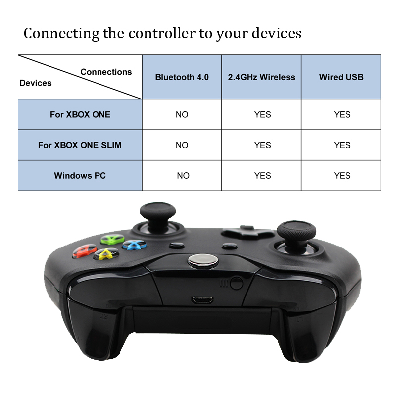 Image 2 - For Xbox One Wireless Gamepad Remote Controller Mando Controle 