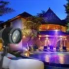 Rgb projetor a laser 24 grandes padrões de luz laser ao ar livre jardim à prova dwaterproof água natal paisagem árvore mostrar lazer iluminação