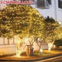 Cortina cortina de decoração extravagante kerstverlichting natal ao ar livre luces led decoracion festa luz do feriado iluminação Iluminação de Natal     -