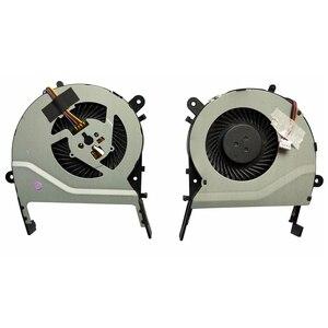 Novo ventilador de Refrigeração Para SUNON Asus X455CC K555 W419L W519L R556L R557L Y583L K555L VM590L X555LJ X554L X554LD CPU ventilador Portátil