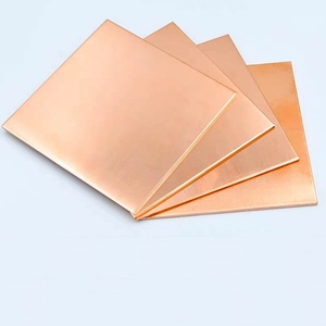 Image 4 - Brand New 99.9% Pure Copper Cu Metal Guillotine Cut Sheet Plate Safe Using Wholesale price