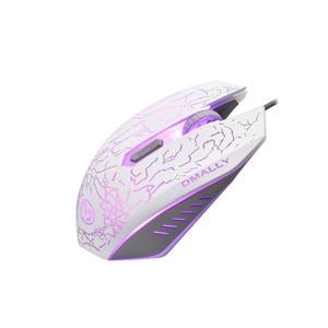 Image 4 - Оптическая Проводная игровая мышь, геймерская компьютерная ПК мышь RGB светодиодный светильник USB Бесшумная мышь для Pubg LOL CF игровая мышь для ноутбука