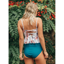Push Up Two Piece Bathing Suit