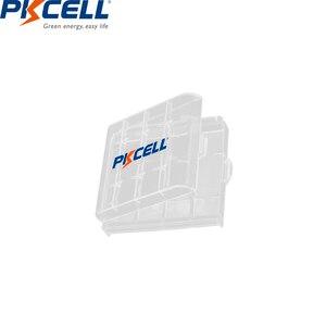 Image 5 - 12 × PKCELL بطارية AA ni mh 1.2 فولت 2200 مللي أمبير منخفضة الذاتي التفريغ AA بطاريات بطارية قابلة للشحن مع 3 قطعة AA/aaabatray عقد صندوق