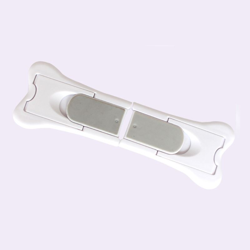 2 Pcs New Children Multi-function Window Lock Baby Safe Sliding Doors Windows Protection Locks 72XC