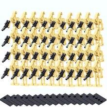 Atacado 100 Pçs/lote Espaço Guerras Robô de Batalha Droid Tijolos Definir Blocos de Construção do Modelo de Robô de Combate Modelo Presentes De Natal
