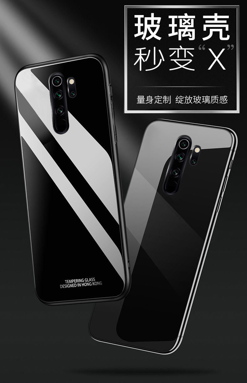 He5a51a897d704c65a2acc528ad98691dc for Xiaomi Redmi Note 8 Pro Case Tempered Glass Ring Magnet Holder Case for Redmi Note 8 8A 7 9 Pro Soft Frame Stand Back Cover