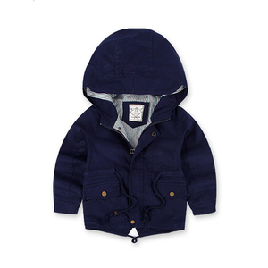 Image 2 - Benemaker Kinderen Winter Outdoor Fleece Jassen Voor Jongens Kleding Hooded Warm Bovenkleding Windjack Baby Kids Dunne Jassen YJ023
