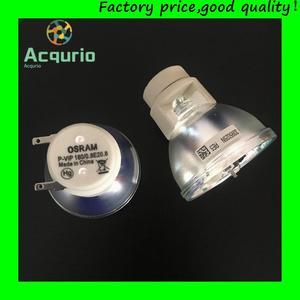 Image 1 - 3 Stks/partij Originele Kwaliteit Projector Lamp Geschikt Voor P VIP 180/0.8 E20.8 180 Dagen Garantie!