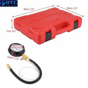 Image 4 - TU 114 Fuel Pressure Gauge Auto Diagnostics Tools For Fuel Injection Pump Tester