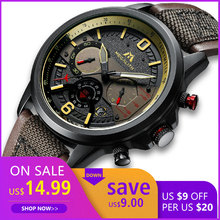 Get more info on the MEGALITH Watches For Men Luxury Top Brand Waterproof Luminous Watches Men Sport Chronograph Quartz Watches Horloges Mannen 8083M