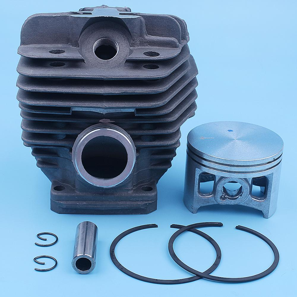 56mm Big Bore Cylinder Piston Kit For Stihl 066 MS660 MAGNUM MS 660 Chainsaw Nikasil Coated 1122 020 1211 Replacement Spare Part