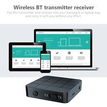 2 en 1 Bluetooth émetteur récepteur sans fil Audio musique KN321 KN330 adaptateur pièces uniques Portable voiture ornements