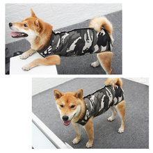 Dog Recovery Suit Puppy Medical Care Suit Clothing Anti Licking Wounds Post Operative Healing Clothes S/M/L/XL/XXL cofoe anti bedsore mattress for elderly paralyzed patients muti specification post operative nursing pads medical care air beds