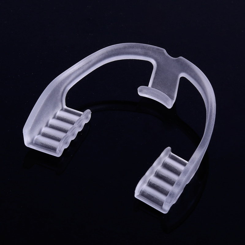 Silicone Dental Mouth Guard Stop Teeth Grinding Bruxism Eliminate Clenching Sleep Aid Prevent Molar Braces Tool