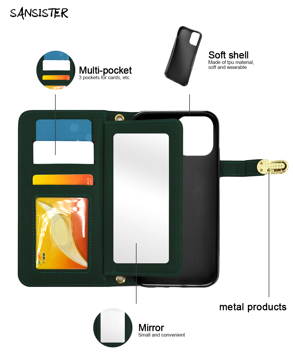Mirror case for iPhone 12 3