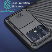 Nillkin CamShield Slide Camera Cover For Samsung Galaxy A51 A71 Lens Protection Case