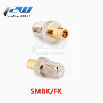 Imperial F head to SMA / SMB / TNC / BNC / MCX JJ KK JK male and female adapter F Imperial adapter image