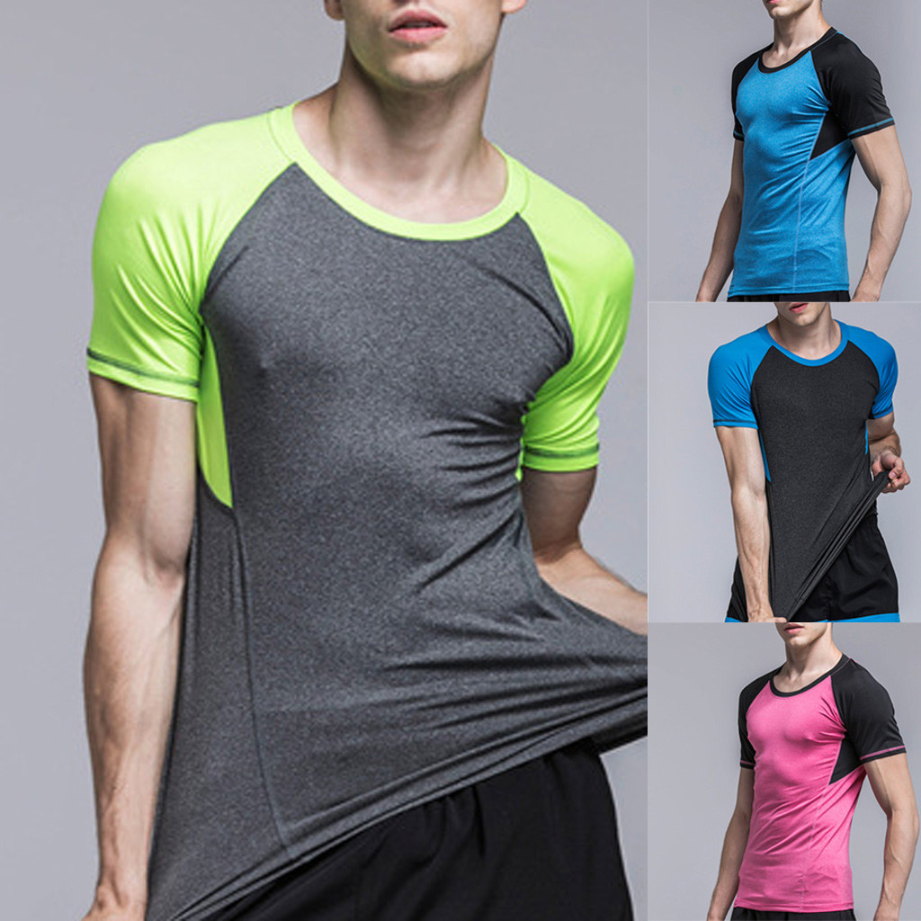 Men-s-Running-T-Shirts-Quick-Dry-Compression-Sport-T-Shirts-Fitness-Gym-Running-Shirts-Soccer