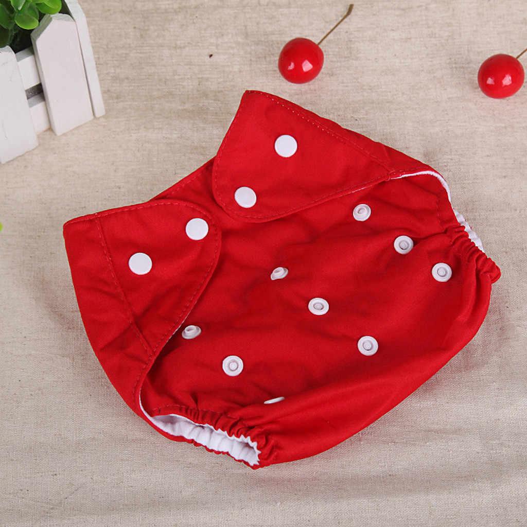 ผ้าอ้อมเด็กทารกแรกเกิด Reusable Nappies ปรับผ้าอ้อมผ้าอ้อมคริสต์มาสของขวัญสำหรับทารกแรกเกิด