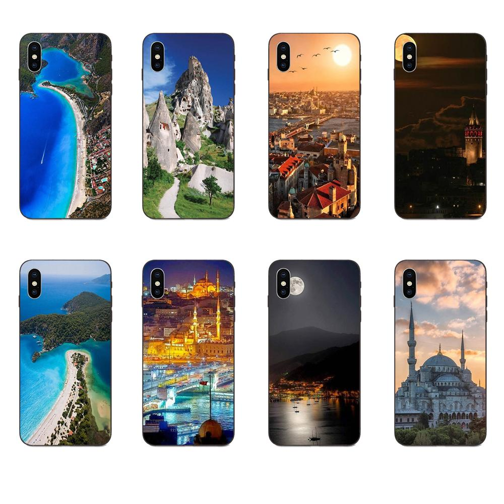 Turkey <font><b>Istanbul</b></font> Full Beautiful City For Huawei nova 2 2S 3i 4 4e 5i Y3 Y5 II Y6 Y7 Y9 Lite Plus Prime Pro 2017 2018 2019 image