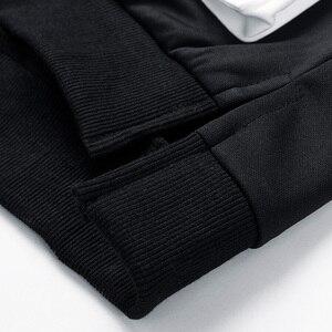 Image 4 - Singload męskie bluzy 2020 kieszenie moda bluza Hip Hop Harajuku japońska moda uliczna czarna bluza z kapturem męskie bluzy męskie